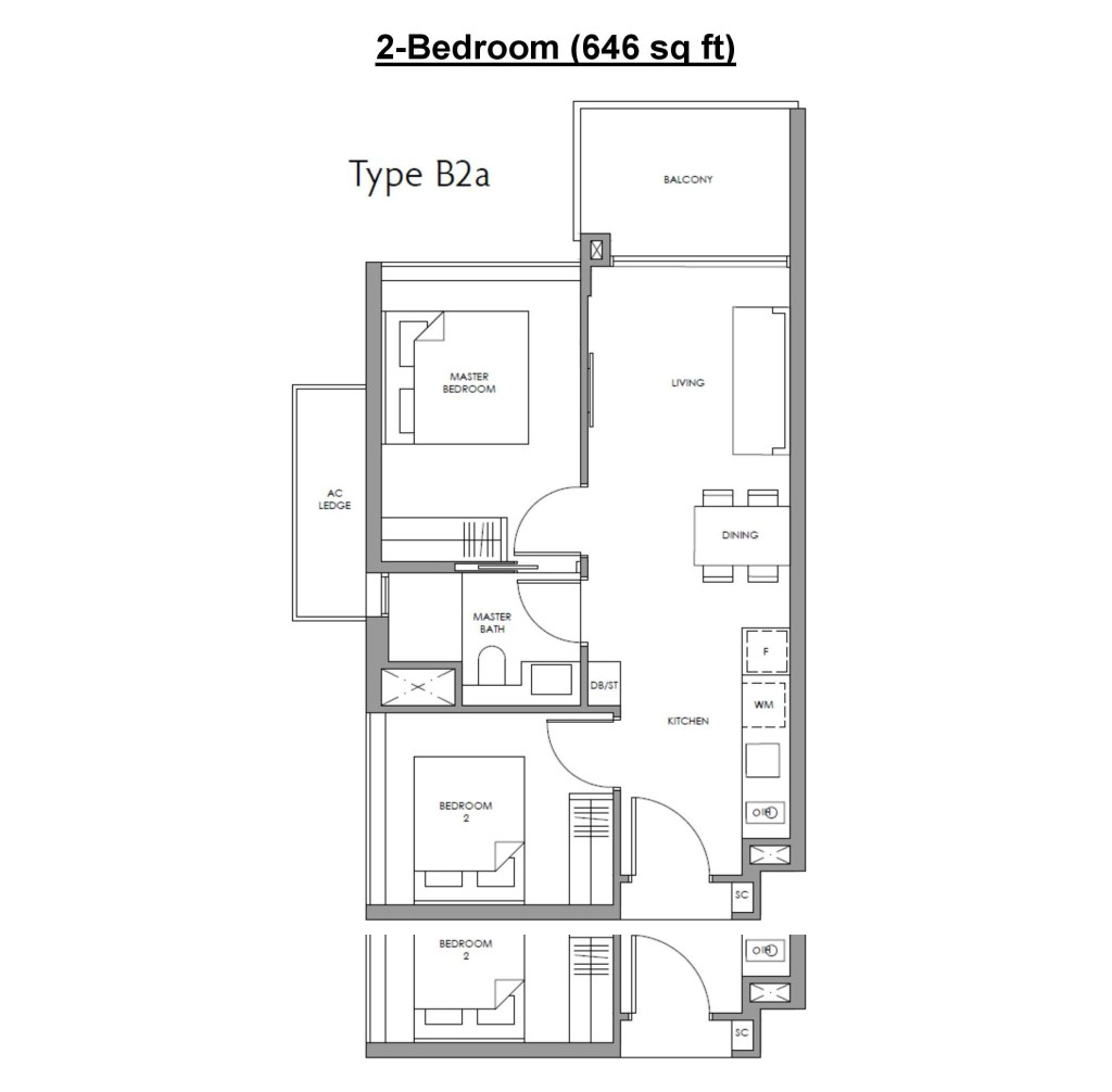Fourth Avenue Residences - Floor Plans